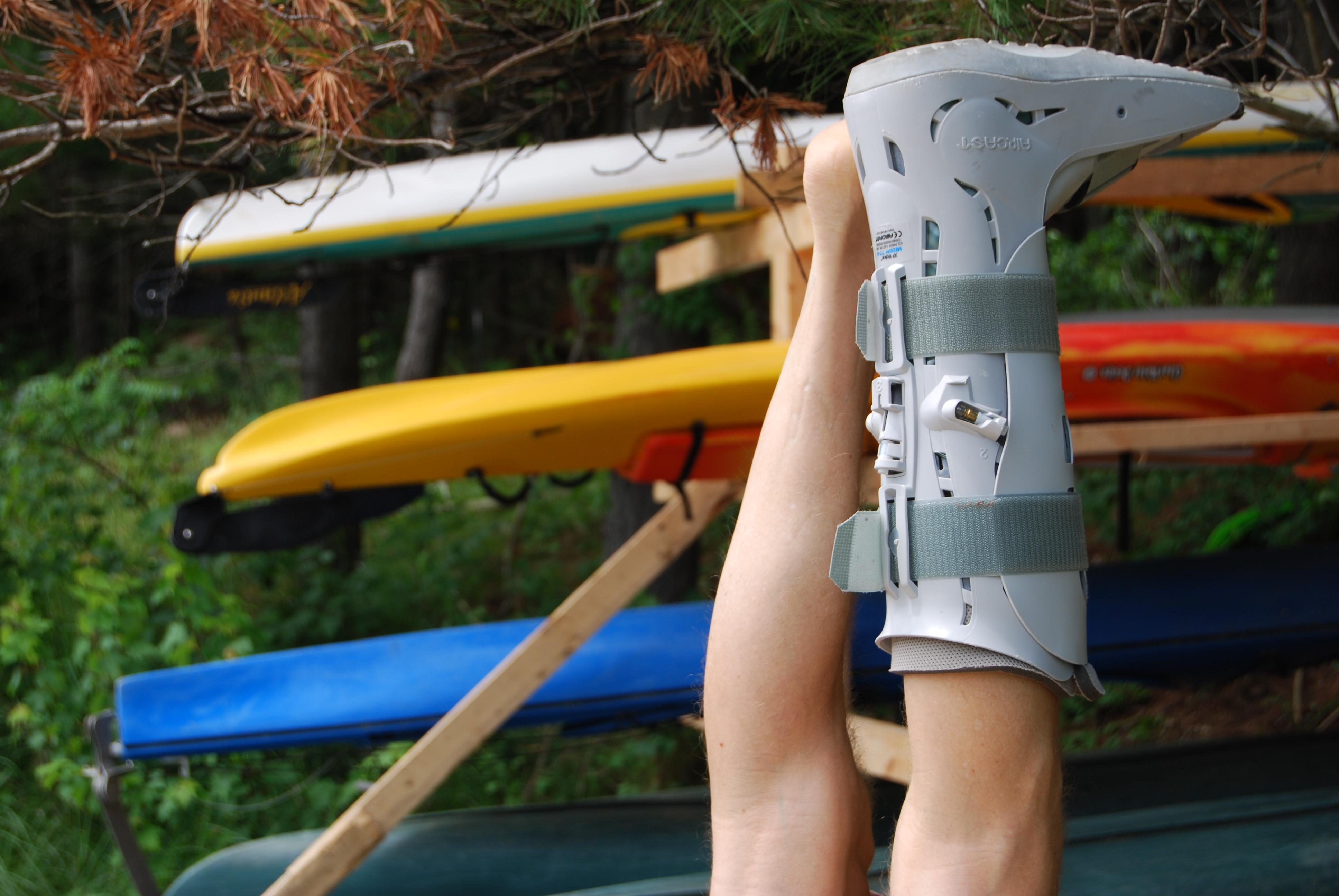 Da legs cast kayaks